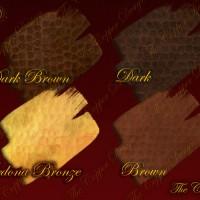 Copper Patina Colors